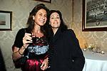 ALLEGRA GIULIANI RICCI CON DANA RATTAZZI<br /> CENA DI GALA PER APERTURA SEDE A ROMA DELLA BANCA BARCLAYS<br /> PALAZZO FERRAJOLI ROMA 2010
