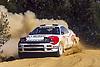 TOYOTA Celica 4WD #9, Markku ALEN (FIN)-Ilkka KIVIMAKI (FIN),  PORTUGAL RALLY 1992