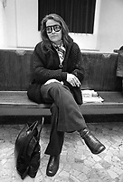 - Kate Millet, scrittrice americana ed attivista femminista (1975)<br /> <br /> - Kate Millett, American feminist writer, artist, and activist (1975)