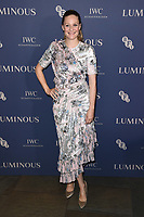 Ramola Garai<br /> arriving for the LUMINOUS Gala 2019 at the Roundhouse Camden, London<br /> <br /> ©Ash Knotek  D3522 01/10/2019