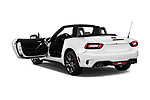 Car images of 2018 Fiat 124-Spider Abarth 2 Door Convertible Doors