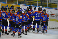 IJSHOCKEY: HEERENVEEN, 18-10-2019, IJsstadion Thialf, UNIS Flyers - Eaters Geleen, eindstand 5-2, UNIS Flyers wint na penaltyshots, ©foto Martin de Jong