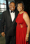 Kase and Eileen Lawal at the Houston Area's Urban League Equal Opportunity Day Gala at the Hilton Americas Houston Saturday night June 20, 2009.(Dave Rossman/For the Chronicle)