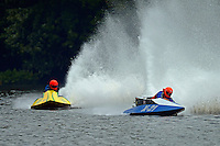 X-21 and V-23   (PRO Outboard Runabout)
