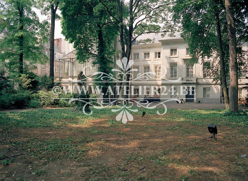 Juli 1994. Academie in Antwerpen.