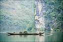 2006- Chine- Sur les rives du Yangzi Jiang.