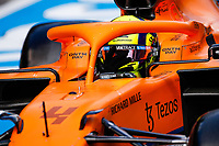July 3rd 2021; F1 Grand Prix of Austria, qualifying sessions;  NORRIS Lando (gbr), McLaren MCL35M takes 2nd on pole during the  2021 Austrian Grand Prix, 9th round of the 2021 FIA Formula One World Championship
