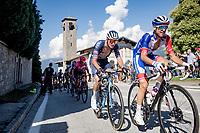 Mathieu Van der Poel (NED/Alpecin-Fenix) up the Madonna del Ghisallo (754m)<br /> <br /> 114th Il Lombardia 2020 (1.UWT)<br /> 1 day race from Bergamo to Como (ITA/231km) <br /> <br /> ©kramon
