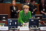 130314-15: European Council, EU-summit with Heads of State / Government