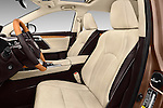 Front seat view of 2018 Lexus RX 350 5 Door SUV Front Seat  car photos