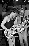 Eddie Van Halen & Tim Bogert at NAMM 1987