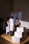 Festival Uzes Danse 2010<br /> LiVE : POETE VERSUS CORPS<br /> Esquisses de création<br /> De Muriel Piqué<br /> Vidéo, son : Jean François Blanquet<br /> Le 14/06/2010<br /> Chapelle de la mediathèque, Uzès<br /> © Laurent Paillier / photosdedanse.com<br /> All rights reserved