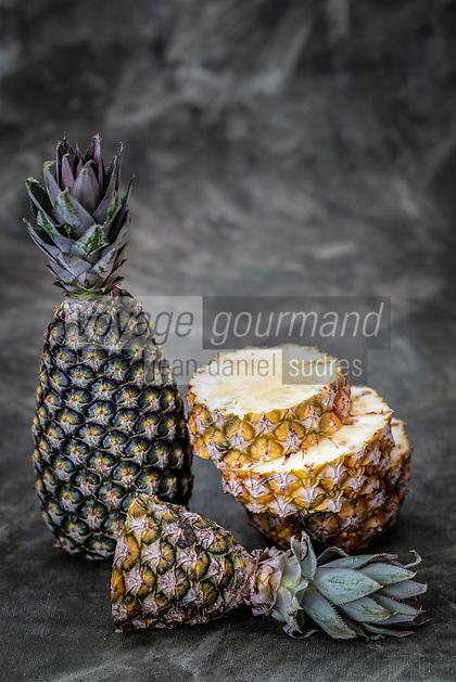 Gastronomie Générale/   Ananas bio du Togo // General gastronomy / Organic pineapple from Togo