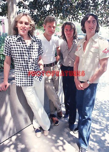 UK  1978 - Allan Holdsworth, Bill Bruford, John Wetton and Eddie Jobson....