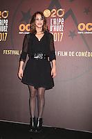 ALICE BELAIDI - 20EME FESTIVAL INTERNATIONAL DU FILM DE COMEDIE DE L'ALPE D'HUEZ 2017