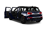 Car images close up view of a 2019 Mini Clubman John Cooper Works ALL4 5 Door Wagon doors