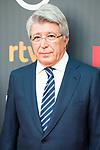 """Enrique Cerezo attends to the presentation of the """"Premios Platino"""" at Palacio de Cristal in Madrid. April 07, 2017. (ALTERPHOTOS/Borja B.Hojas)"""