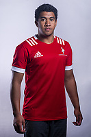 Sosaia Moala (Auckland Grammar). 2019 New Zealand Schools Barbarians rugby union headshots at the Sport & Rugby Institute in Palmerston North, New Zealand on Wednesday, 25 September 2019. Photo: Dave Lintott / lintottphoto.co.nz