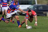 Rugby - Tasman Development v Buller
