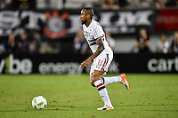 Orlando, FL - Saturday Jan. 21, 2017: São Paulo midfielder Wesley (11) during the second half of the Florida Cup Championship match between São Paulo and Corinthians at Bright House Networks Stadium. The game ended 0-0 in regulation with São Paulo defeating Corinthians 4-3 on penalty kicks