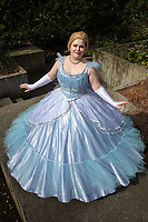 Disney Cinderella Cosplay by Alice Hymn, Emerald City Comicon, Seattle, Wa.