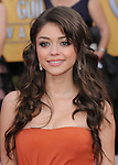 Sarah Hyland at the 17th Screen Actors Guild Awards held at The Shrine Auditorium in Los Angeles, California on January 30,2011                                                                               © 2010 DVS/ Hollywood Press Agency