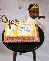 Desaya 1st Birthday