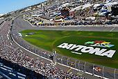 2017 NASCAR Monster Energy Cup Series - Daytona 500<br /> Daytona International Speedway, Daytona Beach, FL USA<br /> Sunday 26 February 2017<br /> Daniel Suarez, ARRIS Toyota Camry<br /> World Copyright: Nigel Kinrade/LAT Images<br /> <br /> ref: Digital Image 17DAY2nk12873