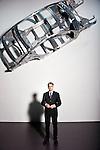 Rupert Stadler, CEO of AUDI photographed at the Audi Pavillion in Miami Beach for Manger Magazine