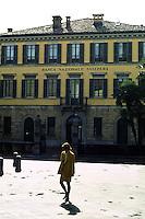 Banca Nazionale Svizzera.Swiss National Bank.Lugano.Switzerland.Svizzera...