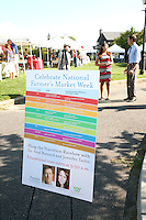 Physicians Committee for Responsible Medicine at Sag Harbor Farmers Market