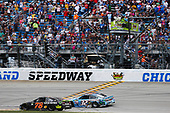 Monster Energy NASCAR Cup Series<br /> Tales of the Turtles 400<br /> Chicagoland Speedway, Joliet, IL USA<br /> Sunday 17 September 2017<br /> Martin Truex Jr, Furniture Row Racing, Furniture Row/Denver Mattress Toyota Camry wins<br /> World Copyright: Barry Cantrell<br /> NKP