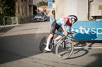 Bob JUNGELS (LUX/Deceuninck-Quick Step)<br /> <br /> Stage 5 (ITT): Barbentane to Barbentane (25km)<br /> 77th Paris - Nice 2019 (2.UWT)<br /> <br /> ©kramon