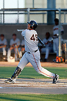 Hector Sanchez -  AZL Giants - 2009 Arizona League.Photo by:  Bill Mitchell/Four Seam Images