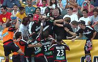23 July  2005  Los Angeles Galaxy vs D.C. United Freddy Adu at Carson, CA..Matt A. Brown/Icon SMI..