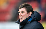 St Johnstone v Hamilton Accies…19.01.19…   McDiarmid Park    Scottish Cup 4th Round<br />Saints manager Tommy Wright<br />Picture by Graeme Hart. <br />Copyright Perthshire Picture Agency<br />Tel: 01738 623350  Mobile: 07990 594431