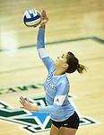 Tulane Volleyball drops one to Florida Atlantic University in the Allstate Sugar Bowl Collegiate Classic.