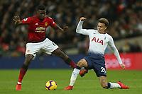 Tottenham Hotspur vs Manchester United 13-01-19
