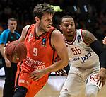 2017-03-22 7Days EuroCup Semifinals Game 3 Valencia Basket vs Hapoel Jerusalem