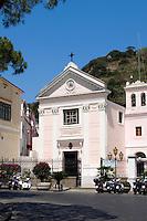 Italien, Ischia, Kirche Santa Restituta in Lacco Ameno