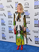 SANTA MONICA, CA: 08, 2020: Laura Dern at the 2020 Film Independent Spirit Awards.<br /> Picture: Paul Smith/Featureflash