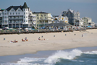 - New Jersey (USA), the waterfront of Asbury Park<br /> <br /> - New Jersey (USA), il lungomare ad Asbury Park