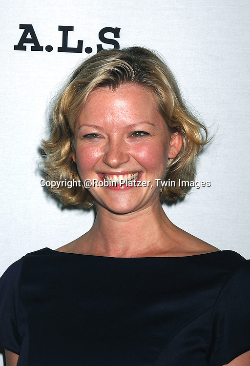 Gretchen Mol ..posing for photographers at The Project ALS 10th Anniversary  celebration on October 16, 2007 at ..The Waldorf Astoria in New York. ..Robin Platzer, Twin Images....212-935-0770