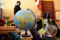 Hamburg, Kita Maimouna e.V., betreut Kinder von illegalen Einwanderern
