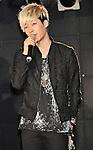 MIB, Tokyo, Japan, June 24, 2013 : Cream of MIB speaks during their showcase in Tokyo, Japan, on June 24, 2013.