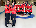 Team GB Winter Olympic Curling Teams 2014