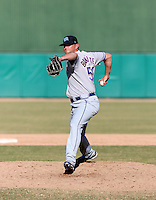 John Bannister / Surprise Rafters 2008 Arizona Fall League..Photo by:  Bill Mitchell/Four Seam Images