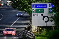FIA WEC TEST DAY -  24 HOURS OF LE MANS (FRA) 06/03-05/2018
