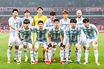 Shanghai SIPG (CHN) and Ulsan Hyundai (KOR) during the AFC Champions League 2018 Group F match at Shanghai Stadium on 07 March 2018, in Shanghai, China. Marcio Rodrigo Machado/Power Sport Images