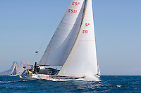 Esp 5551  .Limbo  .Miguel Angel Garcia  .Victor Simon  .CN Altea  .Dehler 36 CWS XXII Trofeo 200 millas a dos - Club Náutico de Altea - Alicante - Spain - 22/2/2008